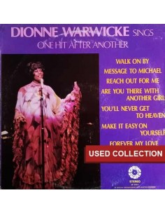 Dionne Warwicke - Sings One Hit After Another