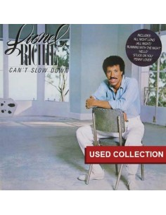Lionel Richie  - Can't Slow Down
