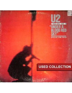 "U2  - Live ""Under A Blood Red Sky"""