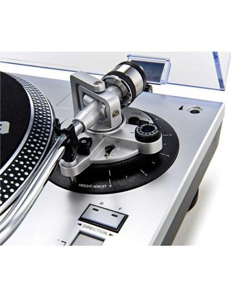 Audio Technica LP 120 (Silver)