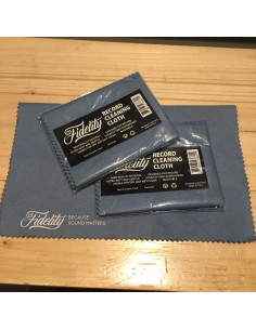 Fidelity Record Cleaning Cloth