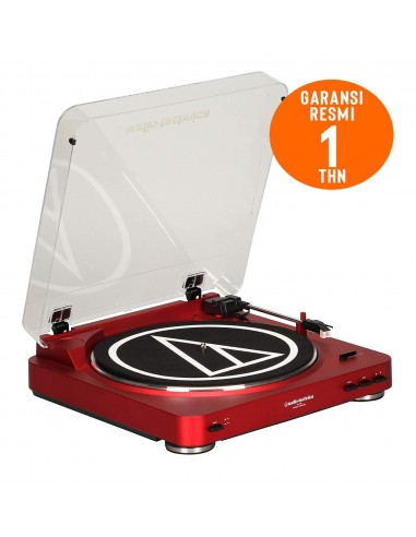 Audio Technica LP 60 USB (Red)