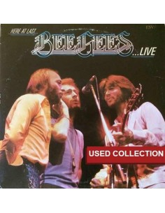 Bee Gees - Here at Last - Live ( 2 LP )