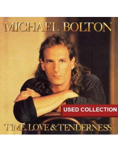Michael Bolton - Time, Love & Tenderness