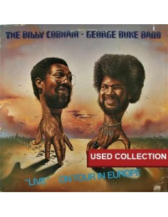 "Billy Cobham / George Duke Band - ""Live"" On Tour In Europe"