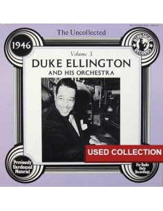 Duke Ellington & His Orchestra - The Uncollected Duke Ellington & His Orchestra Volume 3