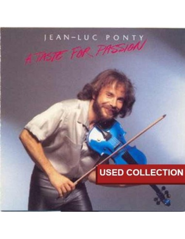 Jean Luc Ponty - A Taste For Passion