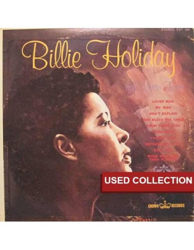Billie Holiday & Vivian Fears - Billie Holiday & Vivian Fears