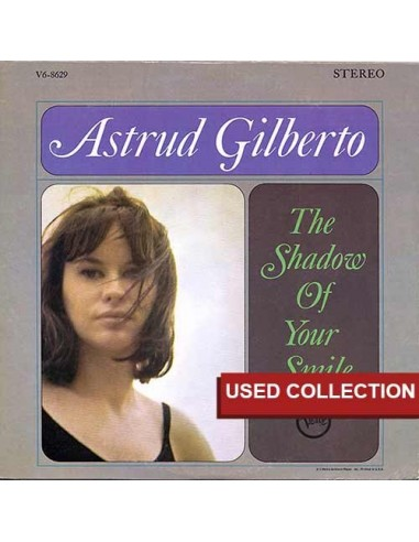 Asturd Gilberto - The Shadow Of Your Smile