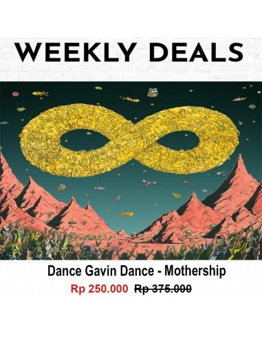 Dance Gavin Dance - Mothership