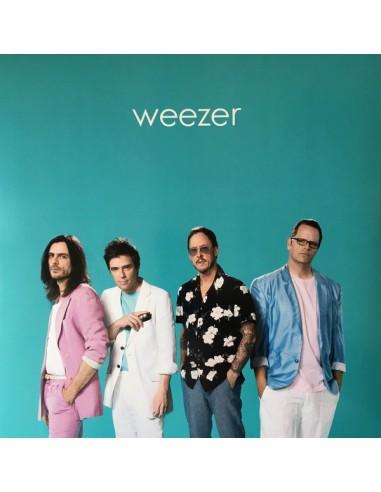 Weezer - Weezer (teal album )