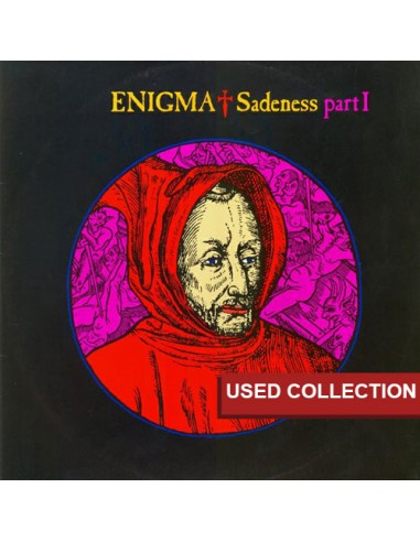 "Enigma - Sadeness Part 1 (single 12"")"