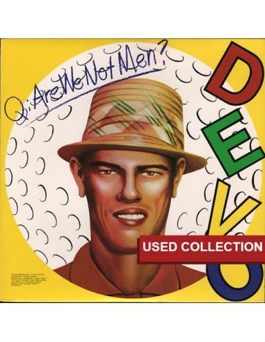 Devo - Q:Are We Not Men ? A: We are Devo !