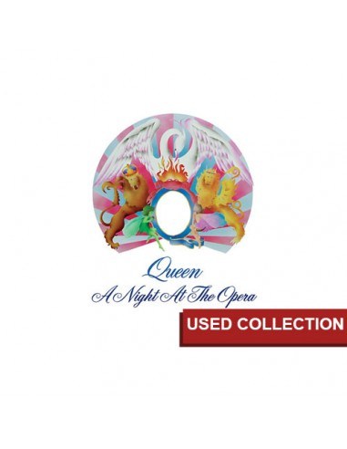 Queen - A Night at the Opera (UK 1st press)