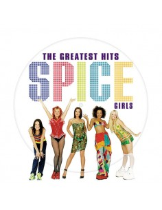 Spice Girls - The Greatest Hits (picture vinyl )