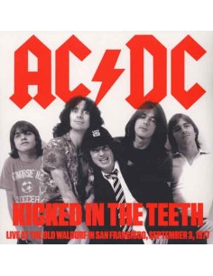 AC/DC - Kicked In The Teeth: Live At The Old Waldorf