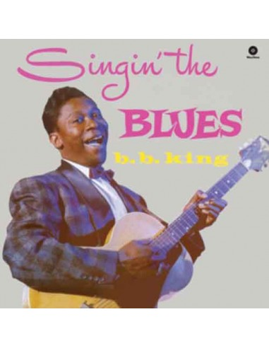B.B. King - Singin' The Blues + 2 Bonus Tracks