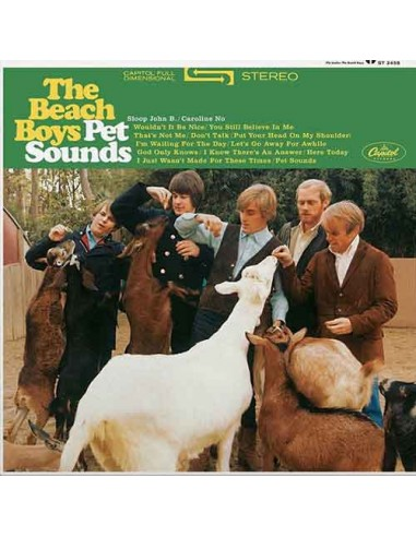 Beach Boys - Pet Sounds (Stereo)
