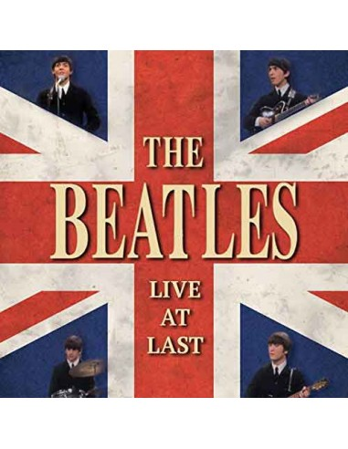 Beatles - Live At Last (Coloured Vinyl)
