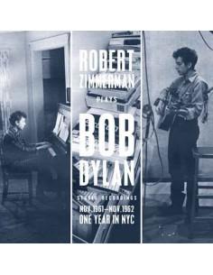 Bob Dylan - Robert Zimmerman Plays Bob Dylan