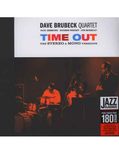 Dave Brubeck - Time Out - The Stereo And Mono Versions