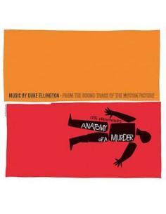 Duke Ellington - Anatomy Of A Murder (Orange Vinyl)