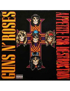 Guns N' Roses - Appetite For Destruction