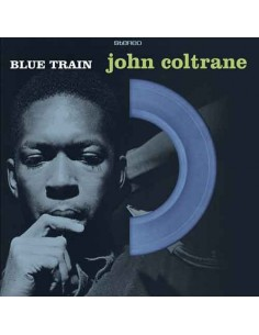 John Coltrane - Blue Train - Coloured Vinyl