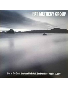 Pat Metheny Group - Live At The Great American Music Hall In San Francisco  1977