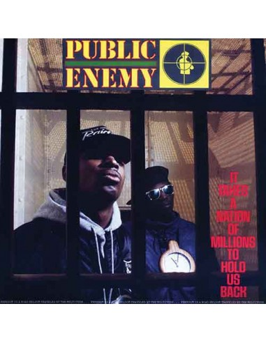 Public Enemy - It Takes A Nation Of Millions To Hold Us