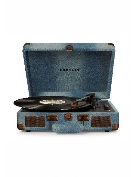 Crosley Cruiser Deluxe Denim