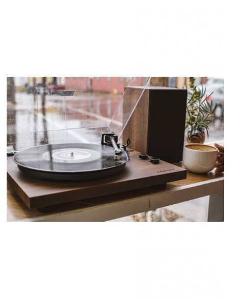 Crosley C62 Turntable System - Walnut
