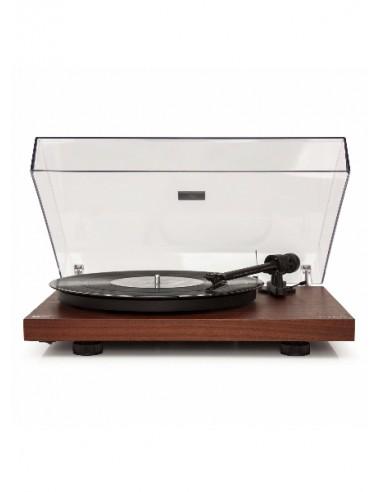C10 Turntable (w/ Ortofon OM5) - Mahogany