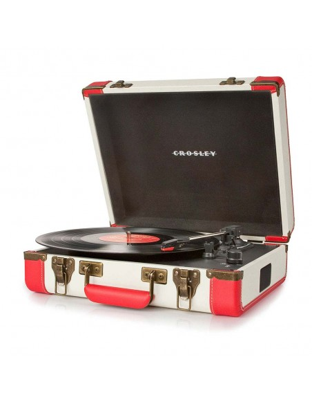 Crosley Bluetooth Executive USB Turntable - Red