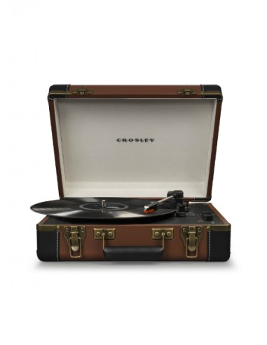 Crosley Bluetooth Executive USB Turntable - Brown