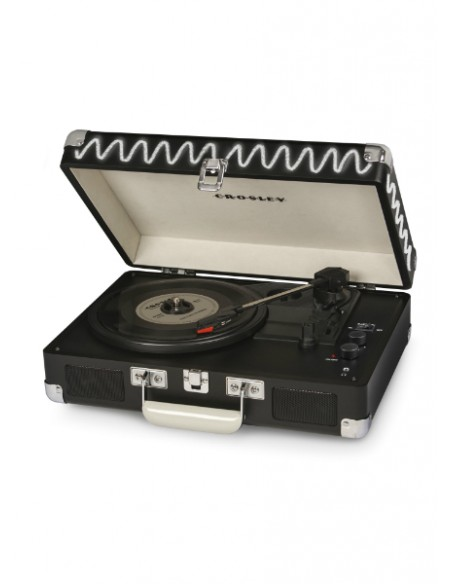 Cruiser Bluetooth Deluxe Turntable - Chalkboard