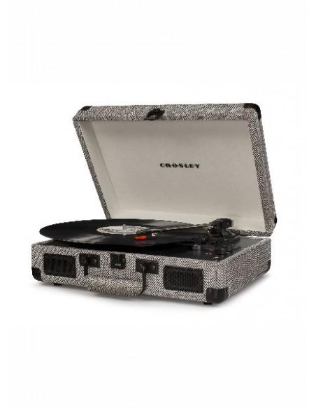 Cruiser Bluetooth Deluxe Turntable - Herringbone
