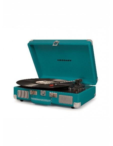 Cruiser Bluetooth Deluxe Turntable - Teal